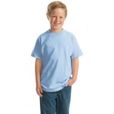 Hanes  -  Youth Beefy-T Born to Be Worn 100% Cotton T-Shirt  5380