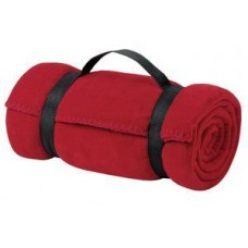 Port & Company - Value Fleece Blanket with Strap  BP10