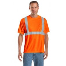 CornerStone - ANSI 107 Class 2 Safety T-Shirt  CS401