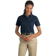 CornerStone - Ladies Industrial Pique Polo CS403