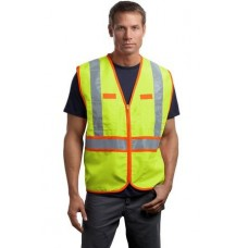 CornerStone - ANSI 107 Class 2 Dual-Color Safety Vest CSV407