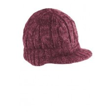 District - Cabled Brimmed Hat DT628
