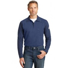 Bulwark iQ Long Sleeve Polo QT12